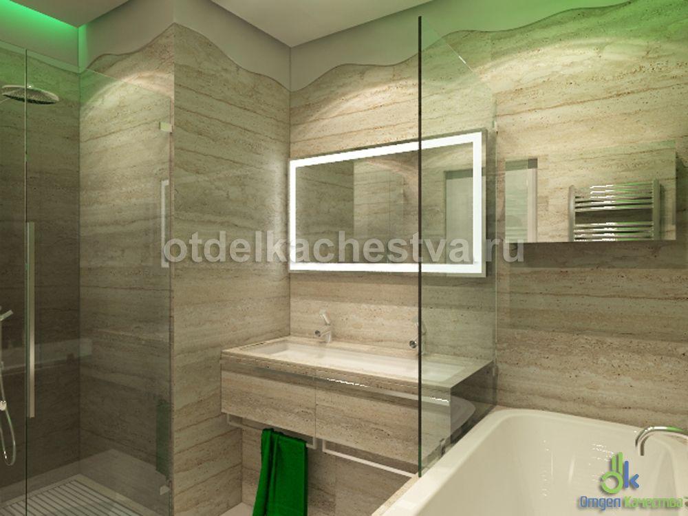 дизайн ванной в обычных квартирах фото #4